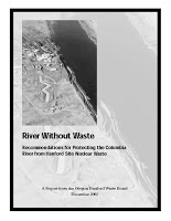 River without waste