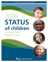 The status of children in Oregon's child protection system